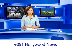 Hollywood News Screen Image