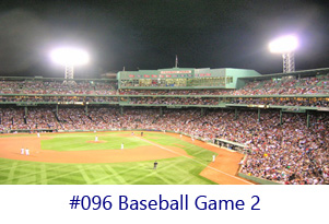 Baseball Game 2 Screen Image