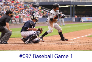 Baseball Game 1 Screen Image