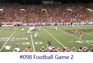 Football Game 2 Screen Image
