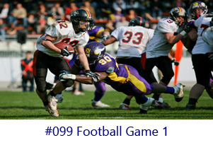 Football Game 1 Screen Image