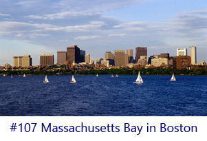 Massachusetts Bay in Boston Screen Image