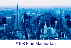 Blue Manhattan Screen Image
