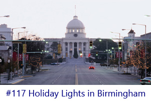 Holiday Lights in Birmingham Screen Image