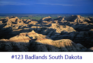 Badlands South Dakota Screen Image