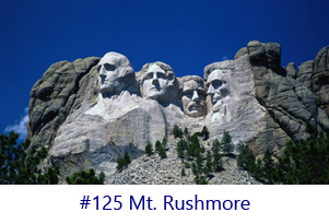 Mt. Rushmore Screen Image