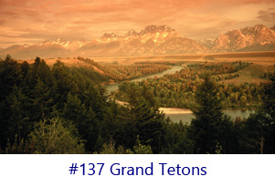 Grand Tetons Screen Image