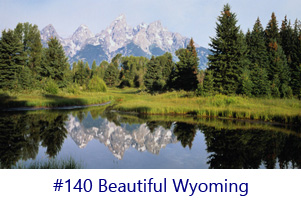 Beautiful Wyoming Screen Image