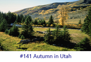 Autumn in Utah Screen Image
