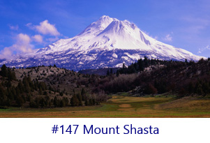 Mount Shasta Screen Image