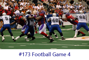 Football Game 4 Screen Image