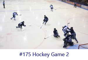 Hockey Game 2 Screen Image