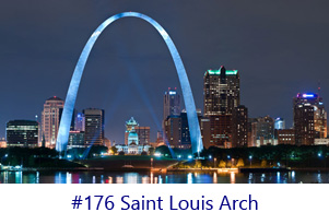 Saint Louis Arch Screen Image