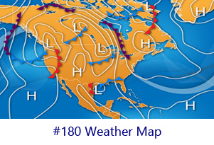 Weather Map Screen Image