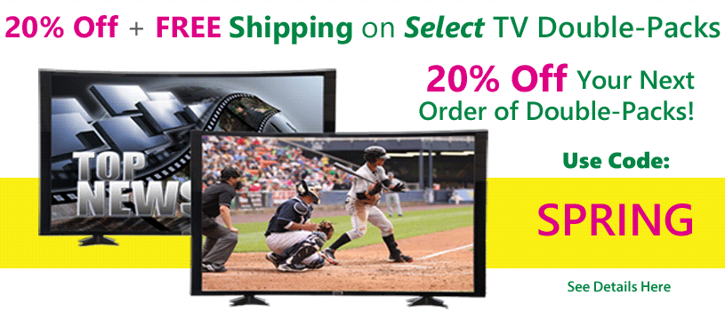 20% Off Your order today! Where to be TV Props for Home staging? Here at Props America