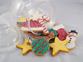 Fake Christmas Cookies (1 dozen)