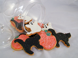 Fake Halloween Cookies (1 dozen)
