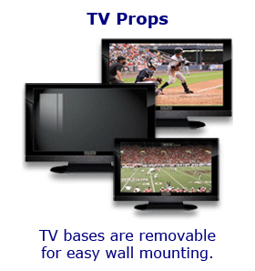 Prop TVs 