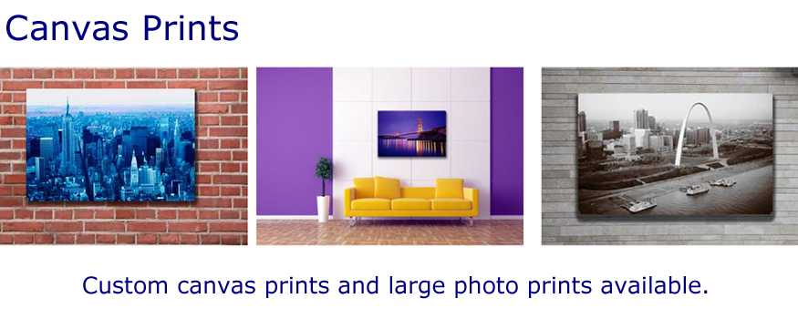 Canvas Art Prints for Staging, Decorating & Retail